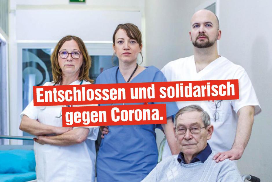 Corona-Epidemie