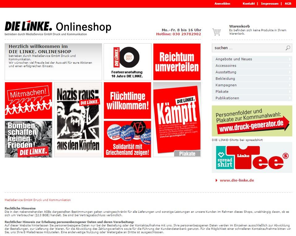 Linke Shop